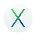 Mac OS X Mavericks logo