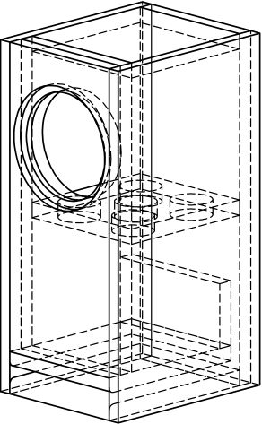 A Tangband W8-740C