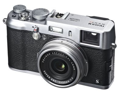 Fujifilm X100S camera photo
