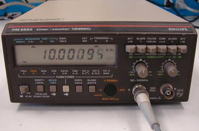 Philips/fluke PM6665