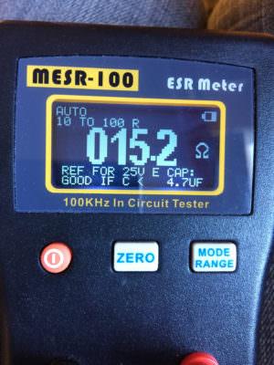 MESR-100 ESR Meter