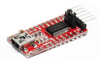 USB TTL to Serial Adapter photo