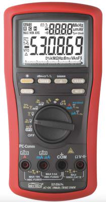 Image of a Brymen BM869s Multimeter