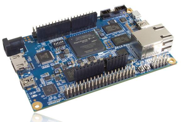 MiSTer FPGA Terasic DE10-Nano board
